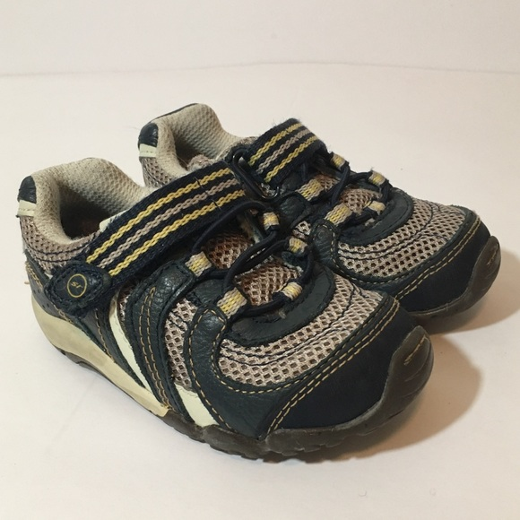 37a163d49dc0 Stride Rite toddler boys sneakers size 6 X Wide